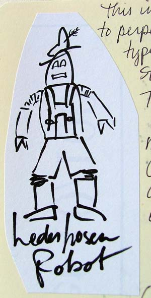 LederhosenRobot