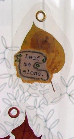 LeafAlone