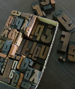 WoodBlockLetters
