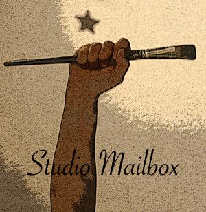 BrushHandStudioMailbox